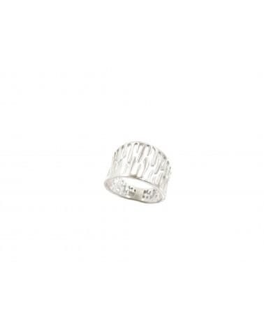 anillo pura orfega plata